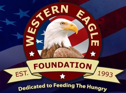 Western Eagle Foundation logo